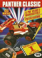 X4194 Panther Classic GIG NIKKO - Pubblicità 1993 - Advertising