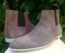Hugo Boss Suede Chelsea Boots shoes Sneakers sz 9