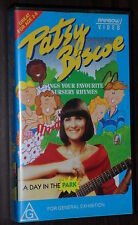 VHS.  Patsy Biscoe. A Day in the Park