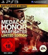 Playstation 3 MEDAL OF HONOR WARFIGHTER LIMITED EDITION Sehr guter Zustand