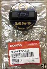 Genuine OEM Honda / Acura Engine Oil Filler Cap  0W20