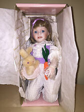 Ashton Drake Porcelain Doll Shelly From Cindy's Playhouse Palls Collection