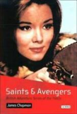 Popular TV Genres: Saints and Avengers : British Adventure Series of the...