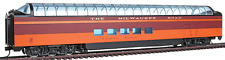 HO Scale Walthers 932-9273 Milwaukee Road Hiawatha 261 Excursion Super Dome NEW
