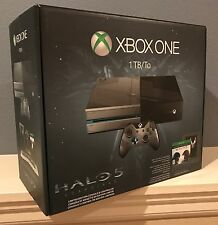 Brand NEW Microsoft Xbox One Halo 5: Guardians Limited Edition 1 TB