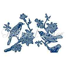 Tattered Lace Cutting Die - Bird In The Hand - ETL316 - New Out