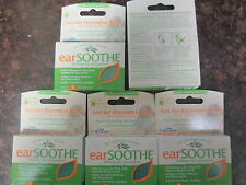 EAR PLANES EAR SOOTHE - 5 BOXES TOTAL - NEW - CS 6859