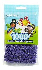 1000 Perler Purple Color Iron On Fuse Beads 80-19007