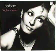 """BARBARA - RARE CD """"LA FLEUR D'AMOUR""""  - ÉDITION """"DIGIPACK"""" DE 2002"""