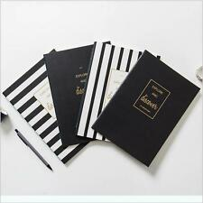 """Discover"" Lined Notebook Pack of 4 Exercise Book Journal Study Planner Agenda"