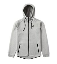 Nike Tech Fleece Windrunner Hoodie Dark Grey Heather Size 2XL 545277-066