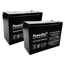 2 Pack - 12V 10AH SLA Battery replaces Electric Scooter Schwinn S180 / S500