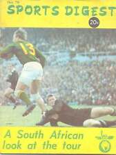 New Zealand Sports Digest Mag 258 horse racing, rugby, rugby league, soccer
