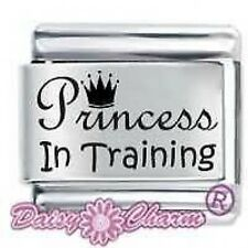 DAISY CHARM JSC Italian Charms  PRINCESS IN TRAINING