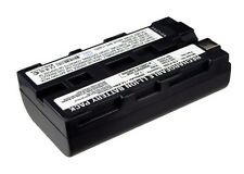 BATTERIA agli ioni di litio per SONY HVL-20DW2 (Video Luce) HVR-Z1P DCR-VX2100E MVC-CD1000