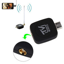 Mini Micro USB DVB-T Digital TV Tuner Receiver For Android Phone Tablet PC HDTV