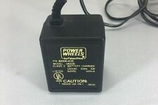 Genuine Original Power Wheels Battery Charger Adapter Model 040135 PN 80004-0135