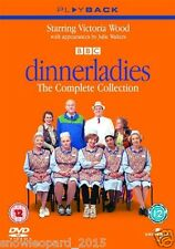 Dinnerladies Complete Collection Victoria Wood Dinner Ladies Series 1+2 New DVD
