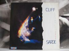 CLIFF SARDE - DREAMS OUT LOUD - LP EXCELLENT+ COVER VG+