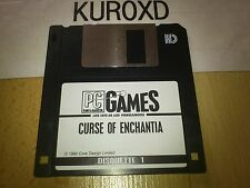 DISQUETE 1 CURSE OF ENCHANTIA PC IBM