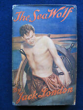 THE SEA WOLF by JACK LONDON Vintage Photoplay of MILTON SILLS Silent Film