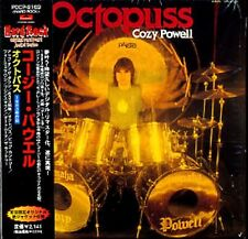 COZY POWELL Octopuss (1983) Japan Mini LP CD POCP-9169 Black Sabbath Rainbow
