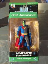 DC DIRECT-COMPOSITE SUPERMAN FIGURE-MISB. VHTF. VG CONDITION. SEE PHOTOS