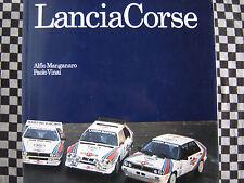 rare LANCIA CORSE FULVIA B20 STATOS 037 S4 D50 / E.O 1988 engl ital fran
