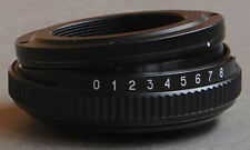 TILT 8° adapter M42 lens - for Sony Alpha E-mount NEX-3 NEX-5 NEX-7 camera, NEW