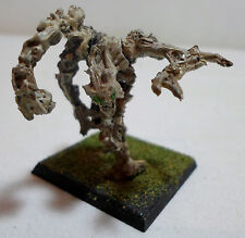 WARHAMMER FANTASY WOOD ELVES TREEKIN TREE KIN PAINTED FOREST SPIRITS METAL OOP B