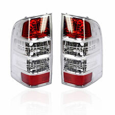Pair Ford Ranger Thunder lamp N/S 2007+ NEW OE Chrome Rear tail back Light Lamp