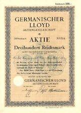 Germanischer Lloyd AG  1924 Berlin