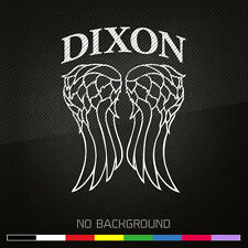 The Walking Dead Decal Sticker | Daryl DIXON | ZOMBIE | Choose Color