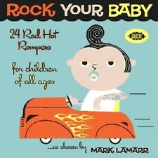 Rock Your Baby-24 Red Hot Rompers (2011, CD New)