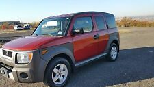 Honda: Element 2WD EX AT