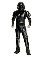 "Star Wars Mens Shadow Trooper Costume, Std,CHEST 44"",WAIST 30-34"",LEG 33"""
