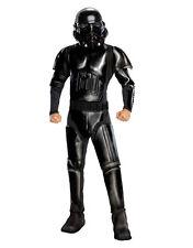 "Star Wars Mens Shadow Trooper Costume, Std,CHEST 44"",WAIST 30-34"",LEG 33"""