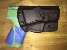 IWB Holster - S&W M&P Shield 45 - Adjustable Retention - 15 Deg Cant