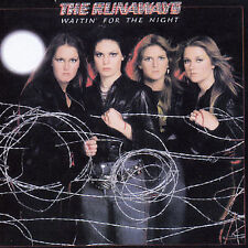 The Runaways CD..Waitin' for the Night..JOAN JETT, LITA FORD