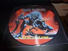 33T.IRON MAIDEN.PICTURE.A REAL LIVE ONE.EDITON BRAZIL.. EDITION LIMITEE 500 COP