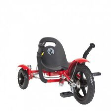 "MOBO Cruiser ""Tot"" Recumbent bicycle Children tricycle - Red"