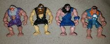 "Fisher Price Imaginext Dinosaur Caveman 2"" Replacement Figure LOT Mattel 2004"