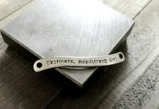Quote Pendant Connector Silver Word Pendant Word Charm Pride and Prejudice Quote