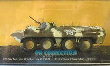 1:72 Carro/Panzer/Tanks/Military BTR-80 Pristina (Serbia) 1999 (31)