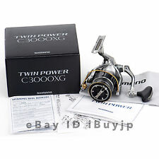 *NEW* Shimano 15 Twinpower C3000XG Saltwater Spinning Reel 033710