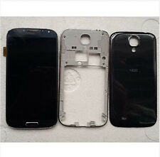 Black Blue Housing LCD Screen Touch Digitizer for Verizon Samsung Galaxy S4 i545