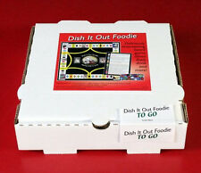 DISH IT OUT FOODIE BOARD GAME. (Adult) Engaging fun about food & drink.