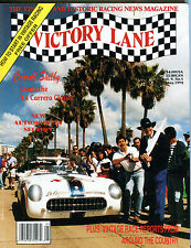 Victory Lane Magazine May 1994 Carroll Shelby La Carrera Classic EX 020916jhe