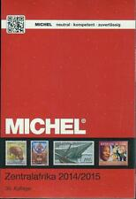 Michel Overseas Band 6 Part 1 2014/2015 Central africa 39. Edition in color NEW