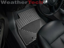 WeatherTech® All-Weather Floor Mats for Nissan Juke - 2011-2016 - Black